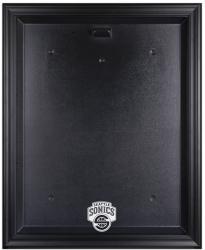 Seattle Supersonics Black Framed Logo Jersey Case