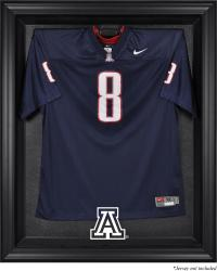 Arizona Wildcats Black Framed Logo Jersey Display Case