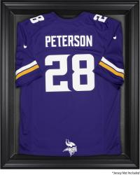 Minnesota Vikings Black Framed Jersey Display Case