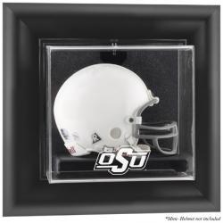 Oklahoma State Cowboys Black Framed Wall-Mountable Mini Helmet Display Case