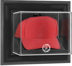 Boston Celtics Black Framed Wall-Mounted Cap Display Case