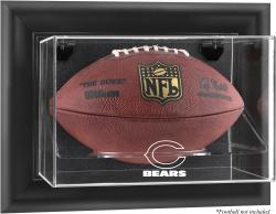 Chicago Bears Football Logo Display Case