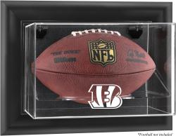 Cincinnati Bengals Football Logo Display Case - Mounted Memories