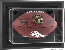 Denver Broncos Football Logo Display Case - Mounted Memories