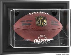 San Diego Chargers Football Logo Display Case - Mounted Memories