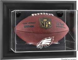 Philadelphia Eagles Football Logo Display Case - Mounted Memories