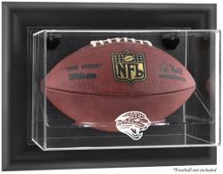 Jacksonville Jaguars Football Logo Display Case - Mounted Memories