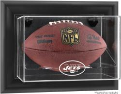New York Jets Football Logo Display Case - Mounted Memories