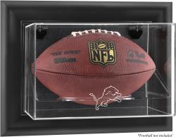 Detroit Lions Football Logo Display Case - Mounted Memories
