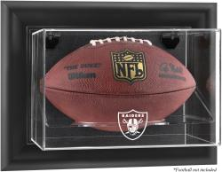 Oakland Raiders Football Logo Display Case - Mounted Memories