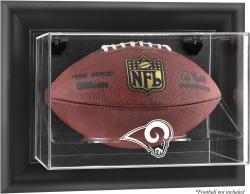 St. Louis Rams Football Logo Display Case - Mounted Memories
