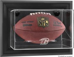 Baltimore Ravens Football Logo Display Case - Mounted Memories