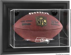 Seattle Seahawks Football Logo Display Case - Mounted Memories