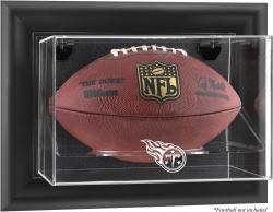 Tennessee Titans Football Logo Display Case - Mounted Memories