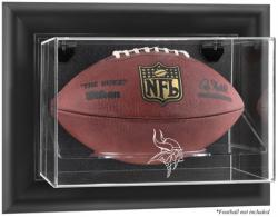Minnesota Vikings Football Logo Display Case - Mounted Memories