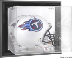 Tennessee Titans Black Framed Wall-Mounted Helmet Display - Mounted Memories