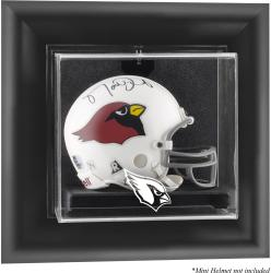 Arizona Cardinals Wall-Mounted Mini Helmet Display Case - Mounted Memories