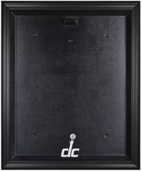 Washington Wizards Black Framed Team Logo Jersey Display Case