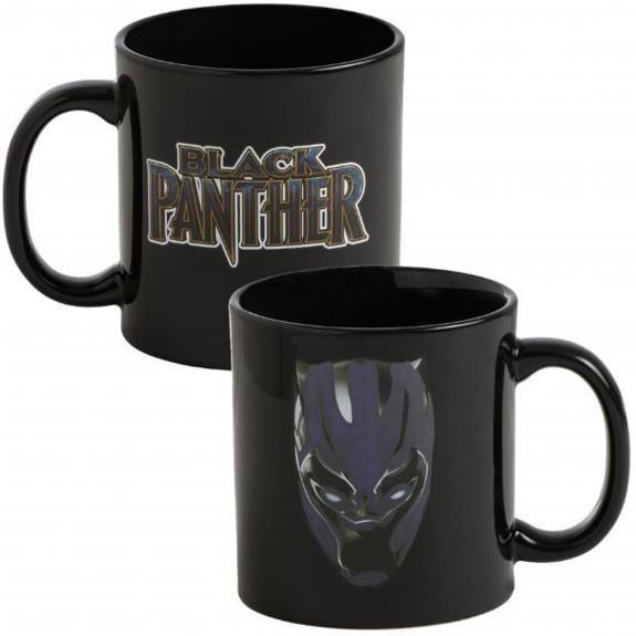 Black Panther 20oz. Heat Reactive Mug