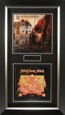 Black Sabbath Signed Sabbath Bloody Sabbath Album Framed