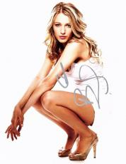 Blake Lively Signed - Autographed Gossip Girl Actress 8x10 inch Photo - Guaranteed to pass PSA or JSA