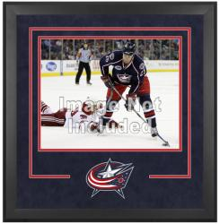 "Columbus Blue Jackets Deluxe 16"" x 20"" Horizontal Photograph Frame"