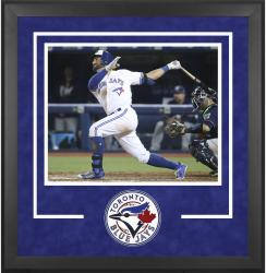 "Toronto Blue Jays Deluxe 16"" x 20"" Horizontal Photograph Frame"