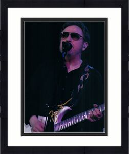 Blue Oyster Cult Buck Dharma Autographed Photo  The Reaper