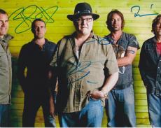 Blues Traveler Band Signed Autographed 8x10 Photo John Popper COA A