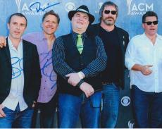 Blues Traveler Band Signed Autographed 8x10 Photo John Popper COA C