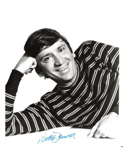 "BOB DENVER - Best Known for his Role as GILLIGAN on ""GILLIGANS ISLAND"" Passed Away 2005 Signed 8x10 B/W Photo"