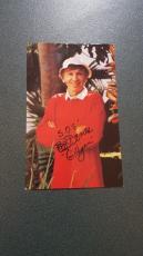 Bob Denver-signed photo-61-Post Card - coa