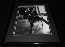 Bob Dylan Framed 11x14 Photo Display