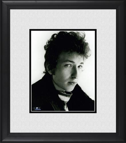 "Bob Dylan Framed 8"" x 10"" Photograph"