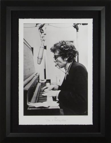 Bob Dylan Original Photograph Framed Limited Edition