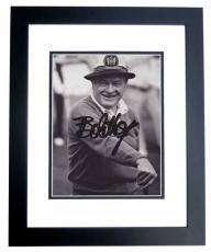 Bob Hope Signed - Autographed 5x7 inch Photo BLACK CUSTOM FRAME - Guaranteed to pass PSA or JSA - Deceased 2003