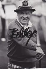 Bob Hope Signed - Autographed 5x7 inch Photo - Guaranteed to pass PSA or JSA - Deceased 2003