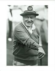 Bob Hope Signed - Autographed B+W 8x10 inch Photo - Guaranteed to pass PSA or JSA - Deceased 2003