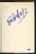 Bob Hope autographed signed auto I Owe Russia $1200 hardcover book (PSA/DNA)