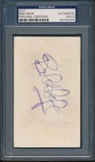 Bob Hope Cut Signature PSA/DNA Certified Authentic Auto Autograph Signed *4325