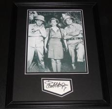 Bob Hope Facsimile Signed Framed 11x14 Photo Display w/ D Lamour & Bing Crosby