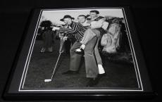 Bob Hope Frank Sinatra Bing Crosby 1944 Framed 12x12 Photo Poster