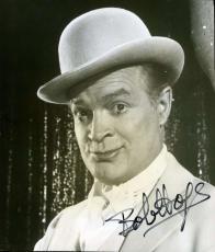 Bob Hope Jsa Coa Hand Signed 1970 8x7 Photo Authentic Autograph