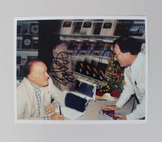 Bob Hope Signed 8×10 Photo – JSA