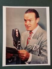 Bob Hope-signed photo-17 g