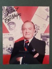 Bob Hope-signed photo-(pose 31)