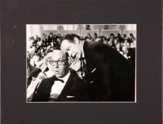 Bob Hope Signed Photograph 6×9 Black & White – COA