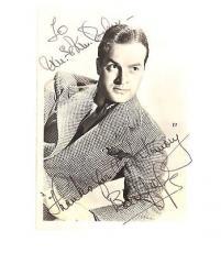 Bob Hope-signed VINTAGE photo-20