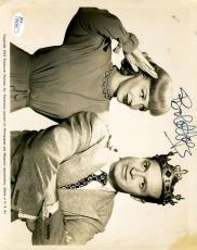 Bob Hope Vintage Jsa Coa Hand Signed 8x10 Photo Authenticated Autograph