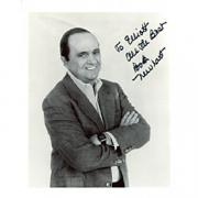 Bob Newhart Autographed Celebrity 8x10 Photo